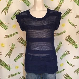 """Old Navy """"Striped"""" Top Size M"""